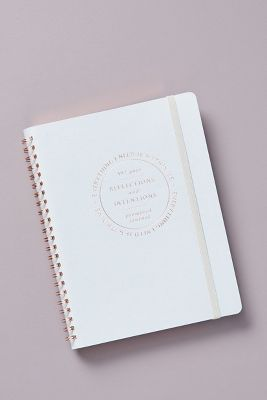 Riley Reflections + Intentions Journal by Anthropologie