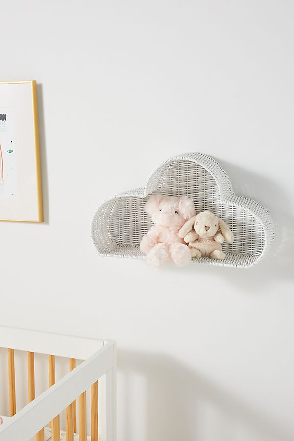 Cloud Wall Shelf by Anthropologie