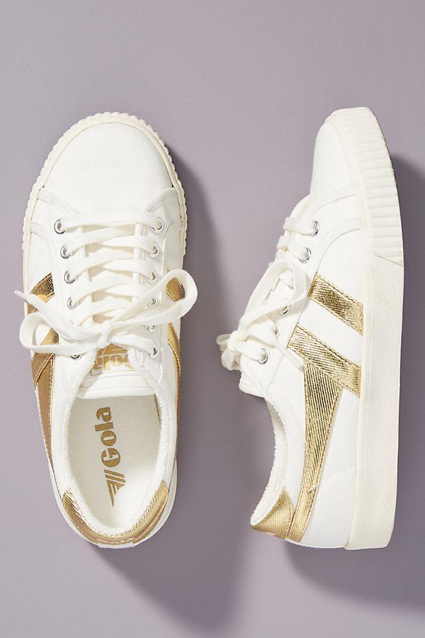 Gola Metallic Stripe Sneakers by Gola