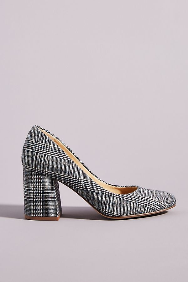 Splendid Plaid Heels by Splendid