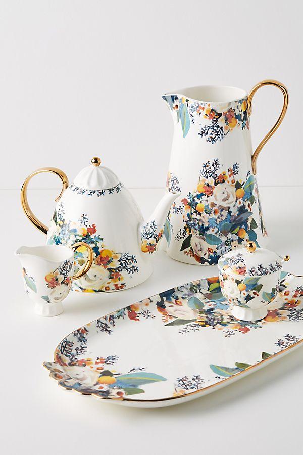 Slide View: 4: Botanica Teapot