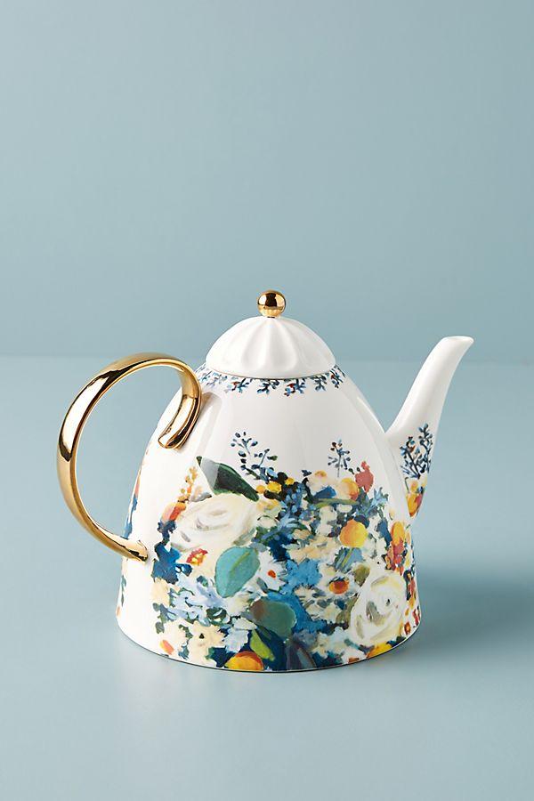 Slide View: 1: Botanica Teapot