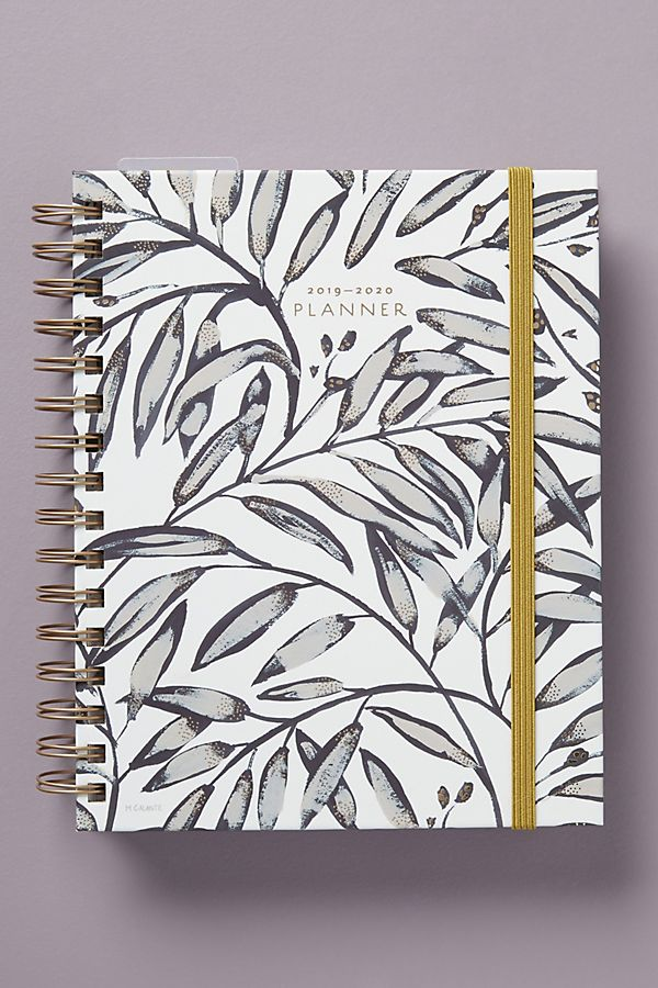 Seedlings Calla 2019 2020 Planner by Seedlings