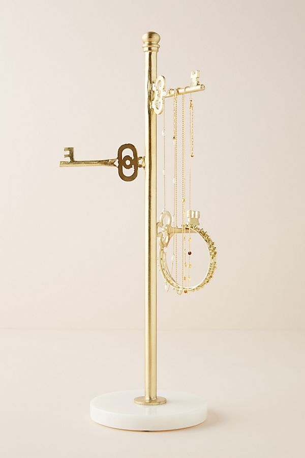 Slide View: 1: Key Jewelry Stand