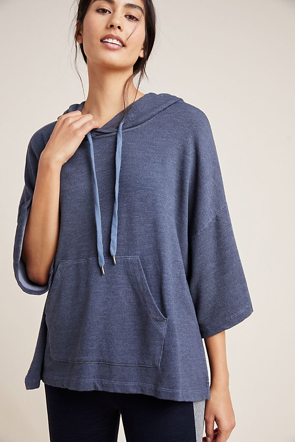 Slide View: 1: Sundry Hooked Poncho