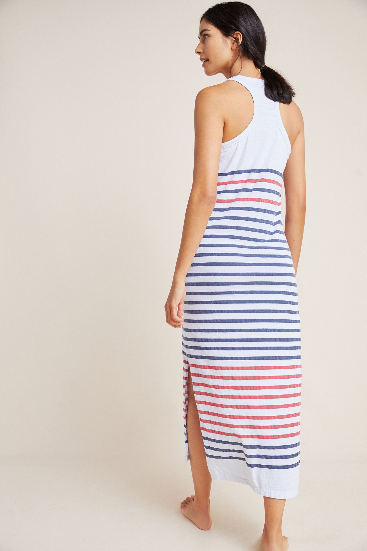 4fa8178e10311 Slide View  4  Sundry Sleeveless Maxi Dress