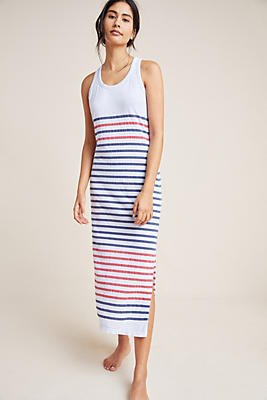 Slide View: 1: Sundry Sleeveless Maxi Dress