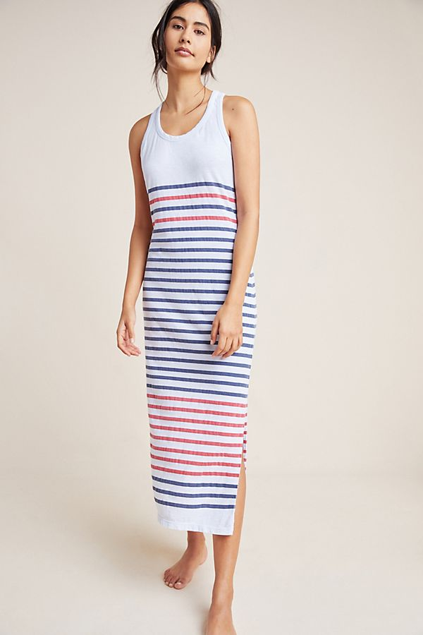 1401d381d7859 Slide View  1  Sundry Sleeveless Maxi Dress