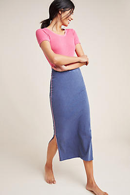 Slide View: 1: Sundry Column Skirt