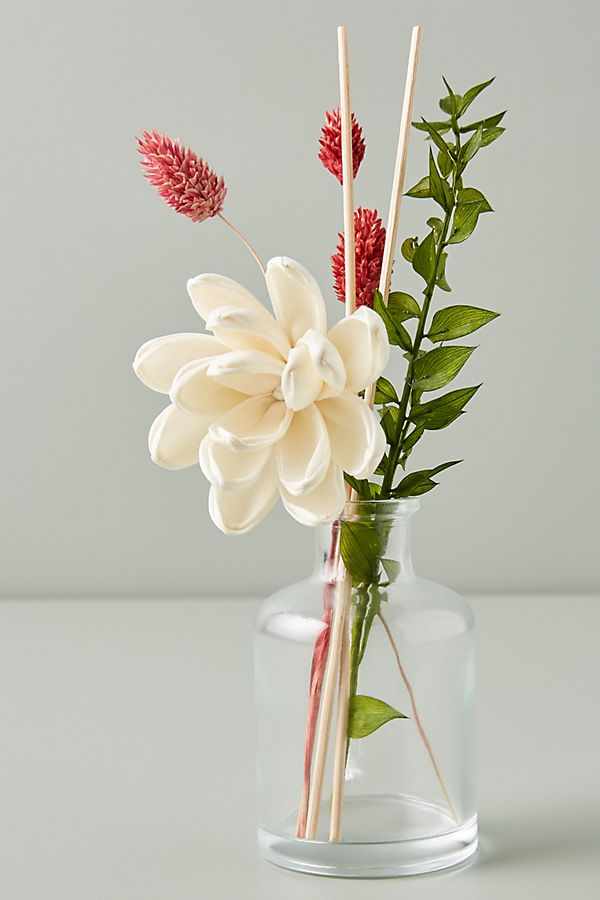 Slide View: 1: Floral Bouquet Diffuser