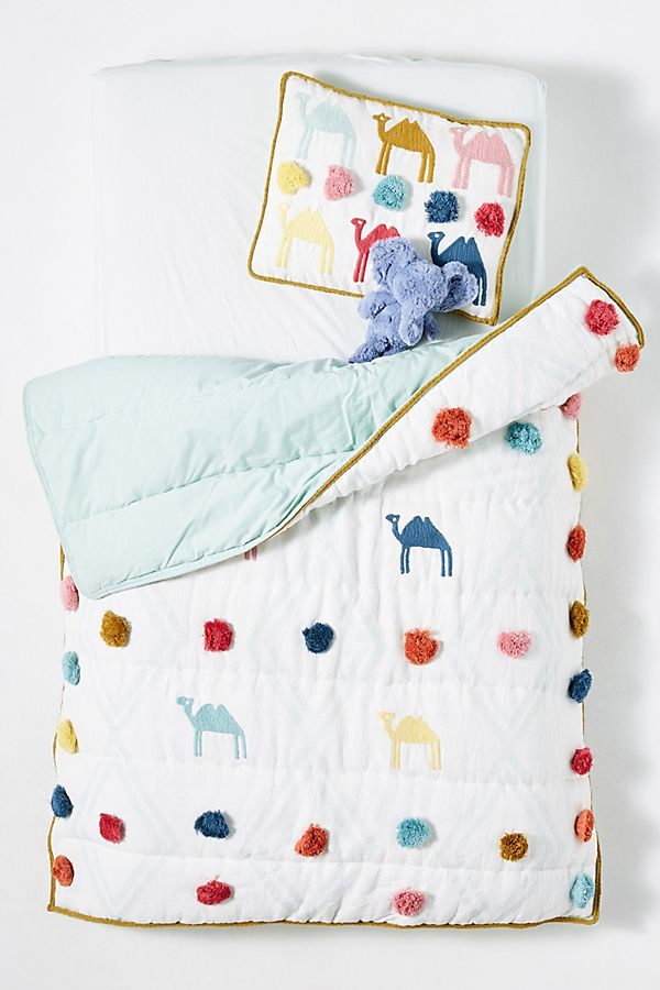 Slide View: 2: Beni Kids Quilt