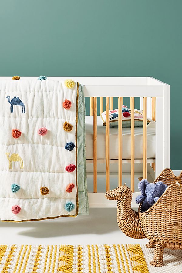 Slide View: 1: Beni Kids Quilt