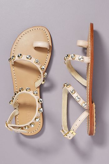 2193410bdcc4 Mystique Embellished Sandals