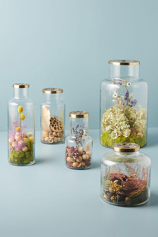 Slide View: 2: Floral Fragrance Jar