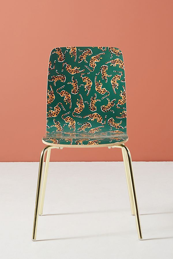 Slide View: 1: Colloquial Tamsin Dining Chair
