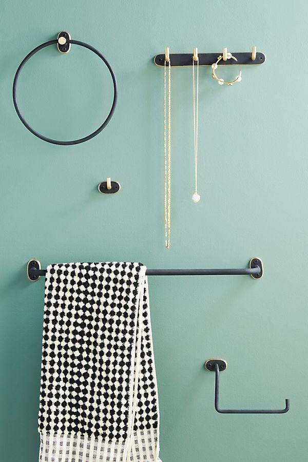 Slide View: 2: Skylar Towel Bar