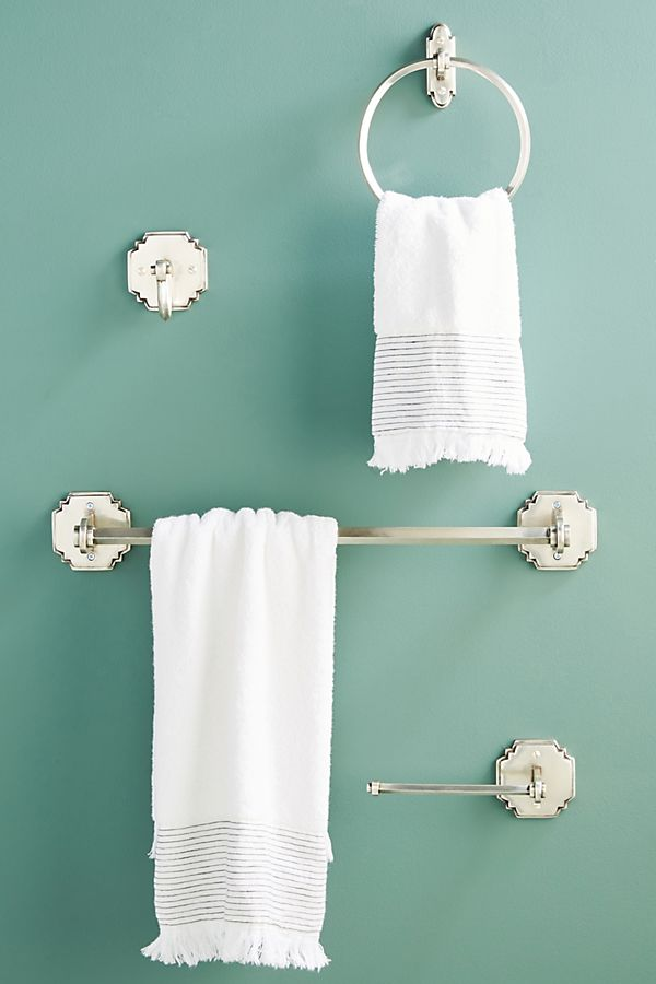Slide View: 3: Raina Towel Bar