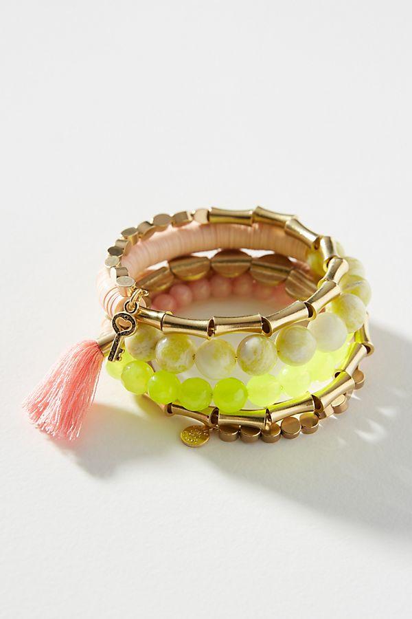 David Aubrey Zelda Wrap Bracelet by David Aubrey