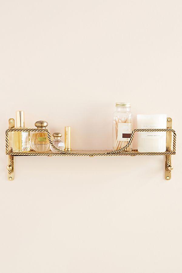 Slide View: 1: Francis Bathroom Shelf
