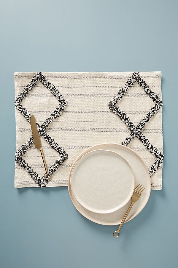 Slide View: 1: Adeline Placemat