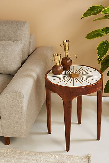 Unique End Tables & Side Tables | Anthropologie