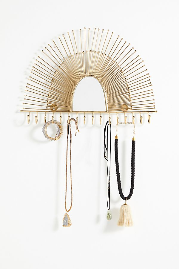Slide View: 1: Naomi Jewelry Rack