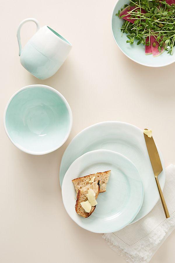 Slide View: 2: Cabarita Side Plates, Set of 4