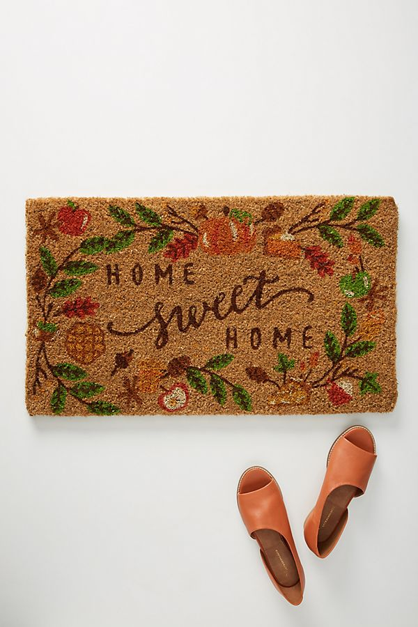 Slide View: 1: Home Sweet Home Doormat