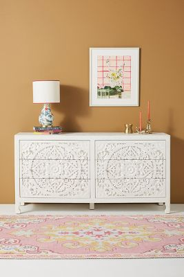 Lombok Six Drawer Dresser by Anthropologie