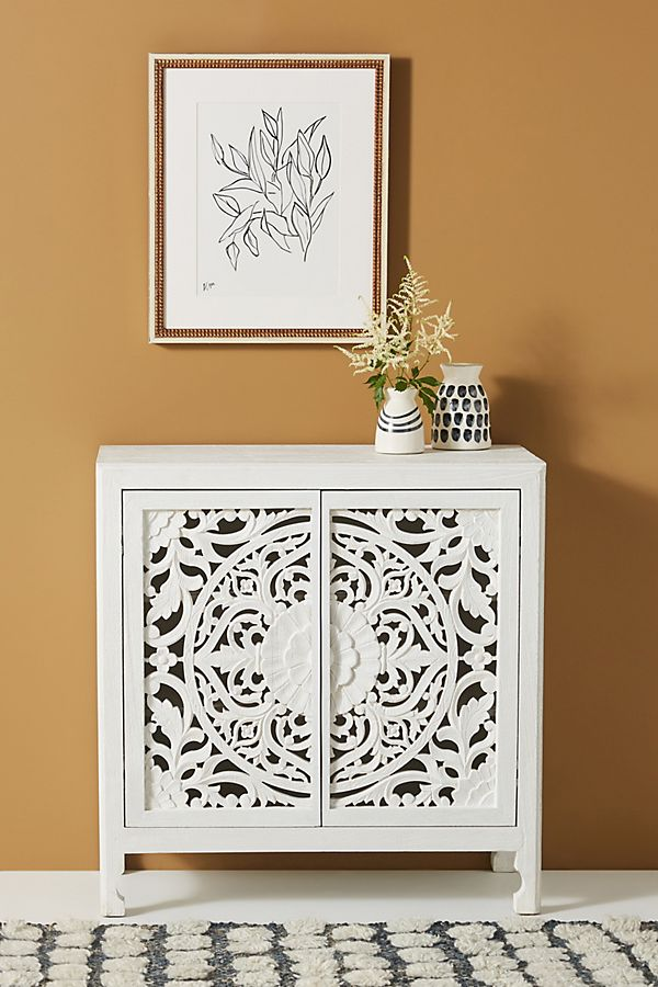 Slide View: 1: Lombok Entryway Cabinet