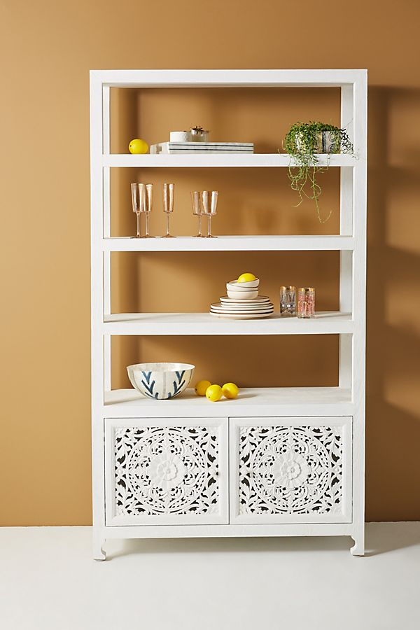 Slide View: 1: Lombok Shelving Unit