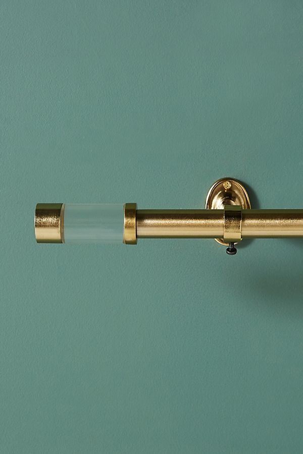 Slide View: 1: Phillipe Curtain Rod