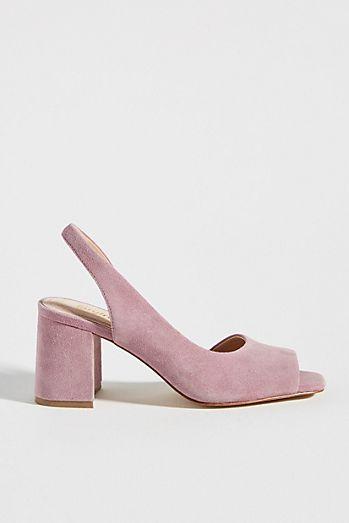 196a4a5fd9 Heels, High Heels, Pumps & Kitten Heels | Anthropologie