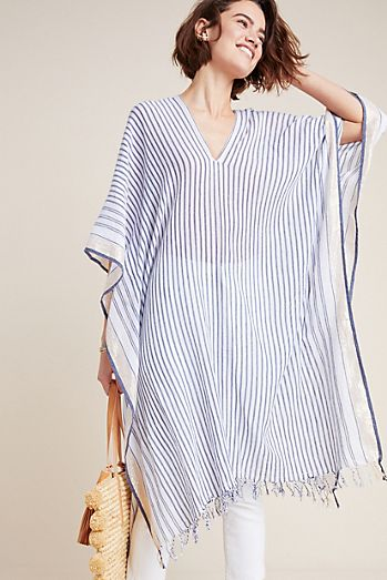 a65acb67ac98f Lace Cover-Up Dress.  180.00. Catalina Striped Caftan