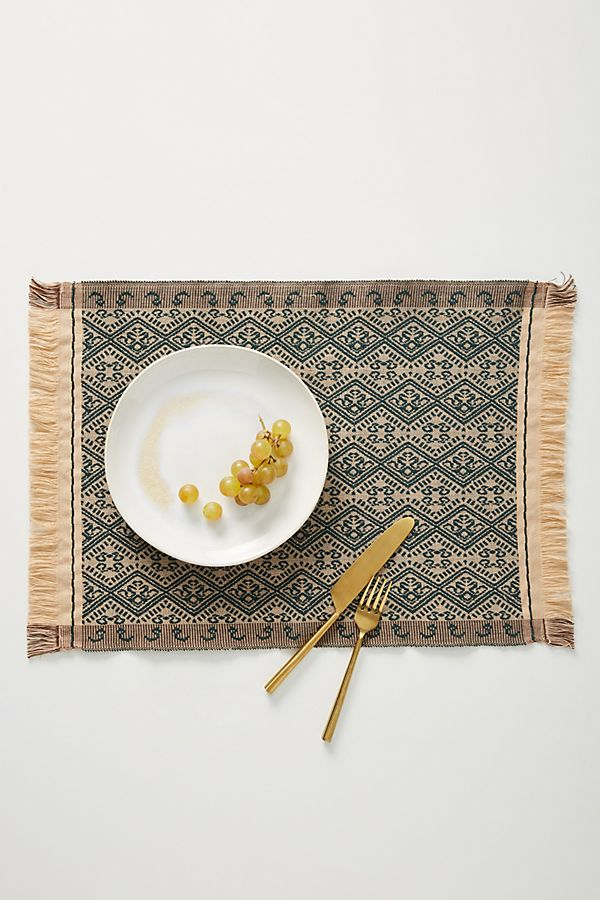 Slide View: 1: Taka Placemat