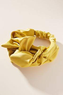 Kristen Wire Wrap Headband by Anthropologie