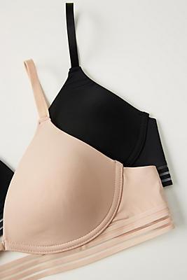 Slide View: 4: Real Underwear Contour Fusion Bra Set