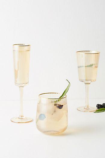 Glassware | Drinking Glasses & Tumbler Glasses | Anthropologie