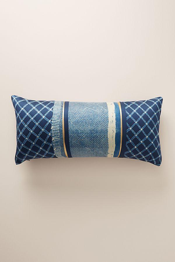 Slide View: 1: Indigo Pillow