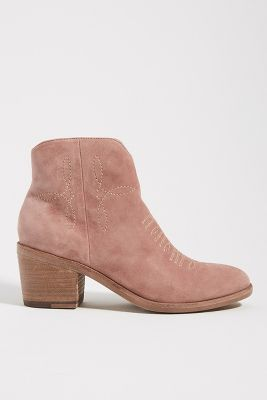 Silent D Western Ankle Boots by Silent D