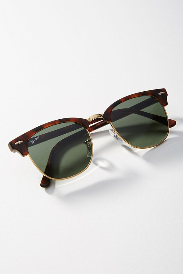 20690bf3a3 Slide View  1  Ray-Ban Clubmaster Sunglasses