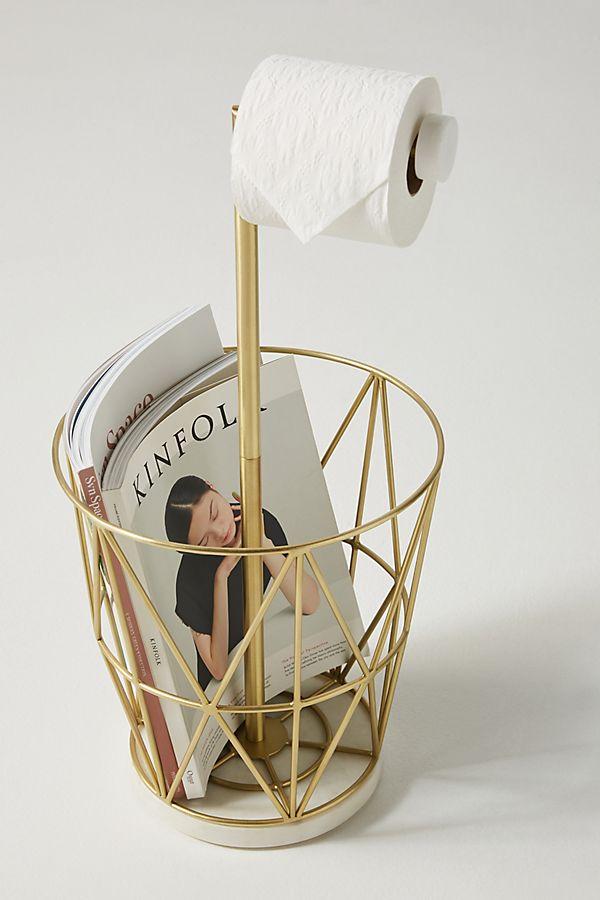 Slide View: 2: Lloyd Toilet Paper Holder