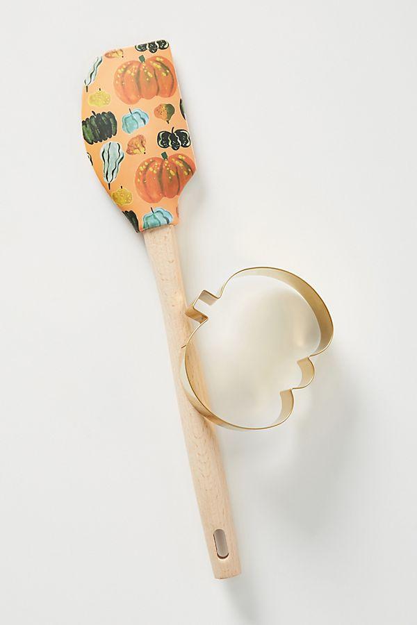 Slide View: 1: Quill & Fox Pumpkin Cookie Set