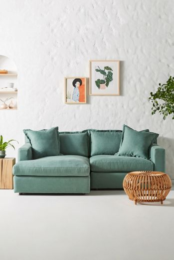 Small Apartment Sofas & Couches | Anthropologie