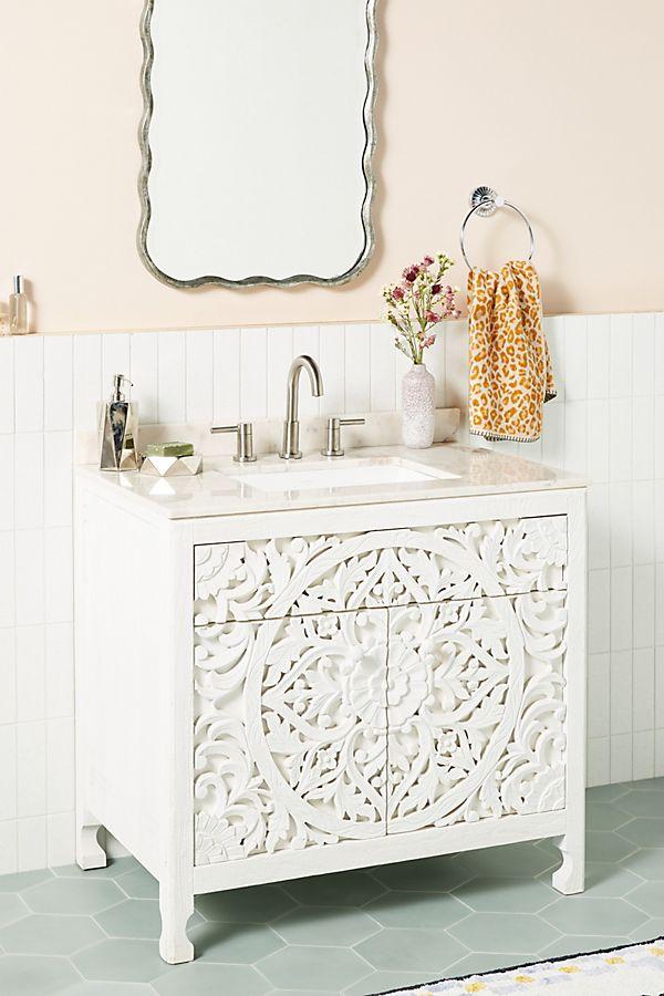 Slide View: 1: Lombok Single Bathroom Vanity