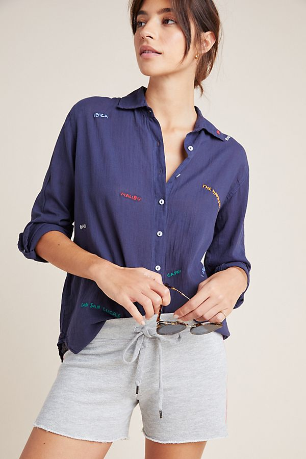 Slide View: 5: Sundry Destinations Buttondown