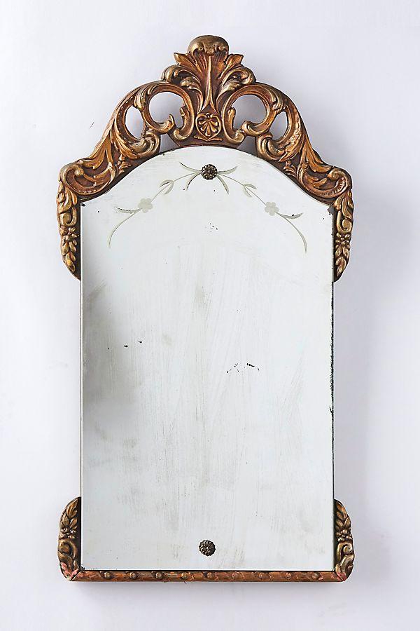 Slide View 1 Patina Vie Vintage Italianate Mirror