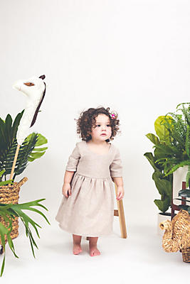 Slide View: 1: Lola & Stella Cora Dress