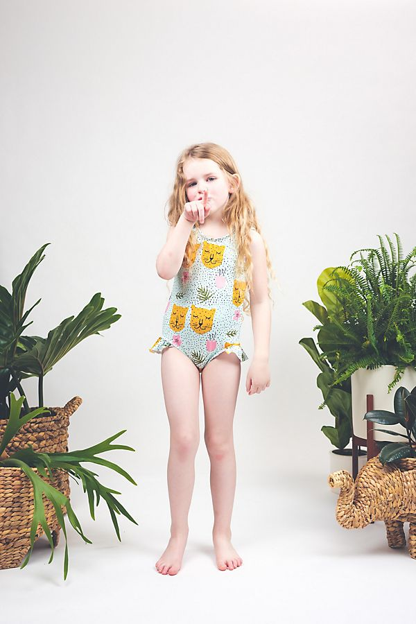 Slide View: 3: Lola & Stella Swimsuit