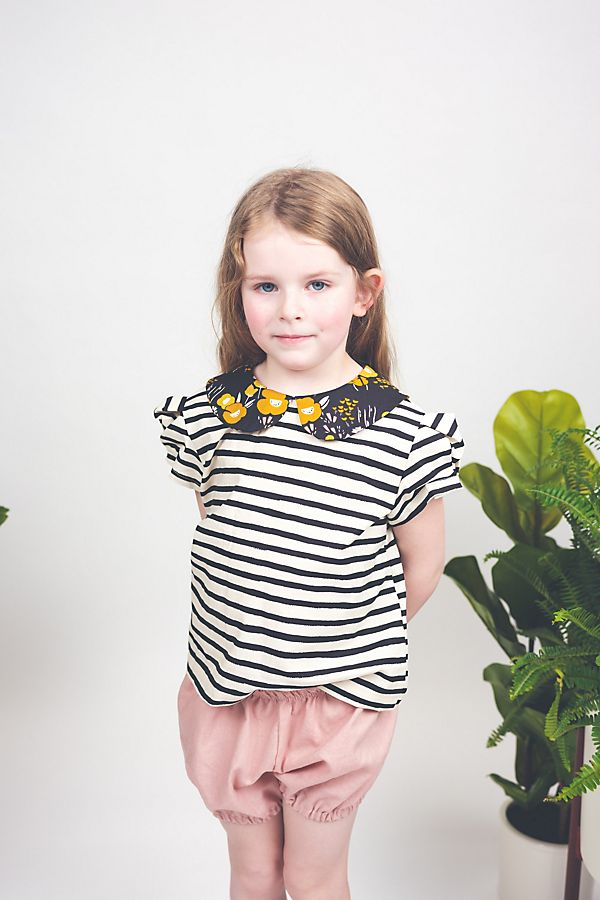 Slide View: 4: Lola & Stella Lucy Blouse